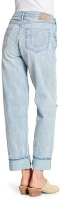 True Religion Relaxed Straight Leg Jeans