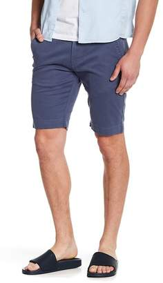 Knowledge Cotton Apparel Stretch Chino Shorts