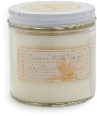 Sur La Table Coconut Milk Mango Soy Candle