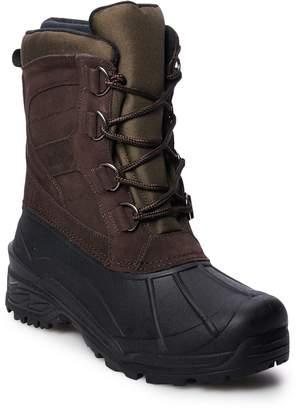 totes Rumble Men's Waterproof Winter Boots