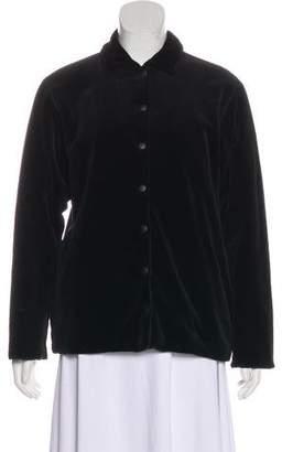 Sonia Rykiel Velvet Casual Jacket