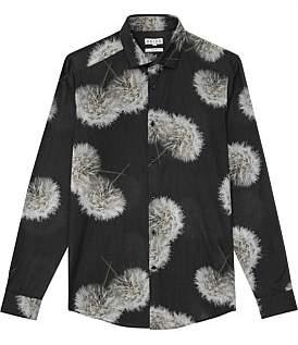 Reiss Apache Dandelion Print Shirt