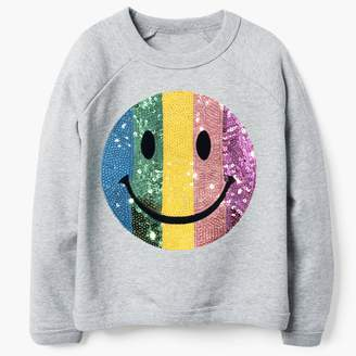 Gymboree Smiley Face Sweatshirt