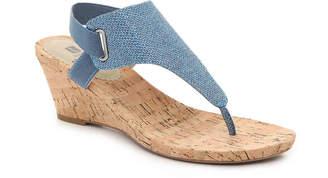 White Mountain All Good Wedge Sandal - Women's