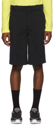 Alexander Wang Black Cotton Shorts