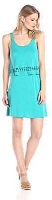 Kensie Women's Jersey Pop-Over Dress $28.83 thestylecure.com