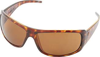 Electric Visual Charge XL Gloss Tortoise/OHM Polarized Bronze Sunglasses