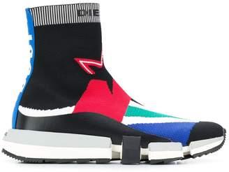 Diesel H-Padola High sock sneakers