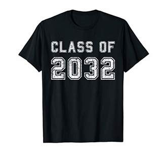 with me. Class of 2032 Grow First Day of School T-Shirt