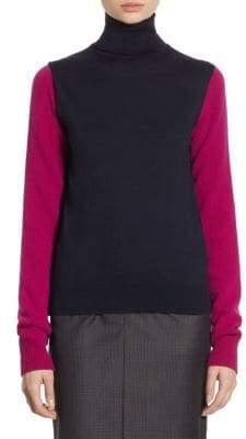 Calvin Klein Wool Turtleneck Pullover