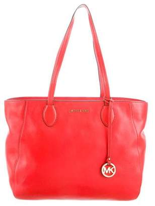 Michael Kors Grain Leather Tote
