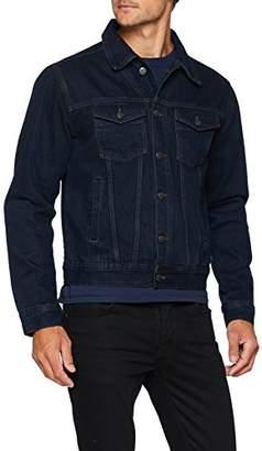 Pioneer Men's Denim Jacket,XX-Large