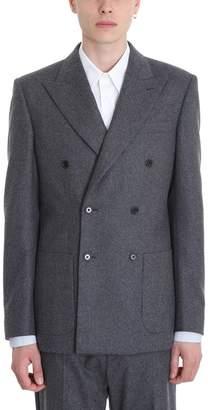 Stella McCartney Grey Wool Blazer