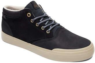 Quiksilver Men's Verant Mid Deluxe Sneakers