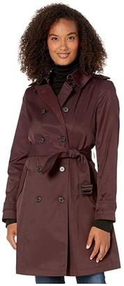 Lauren Ralph Lauren Year Round Rain Trench Coat