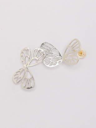 Amina (アミナ) - amiinah Butterfly pierced earrings C dan アミナ アクセサリー