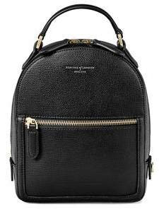 Aspinal of London Micro Mount Street Backpack