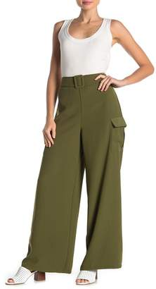 Jealous Tomato High Waist Wide Leg Trousers