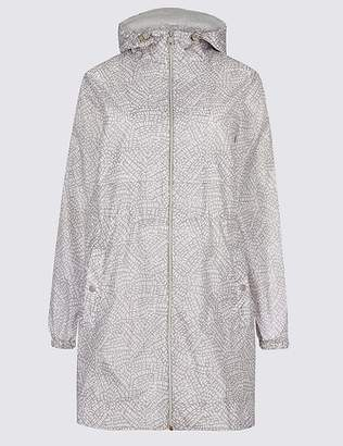 Marks and Spencer Printed Anorak Jacket