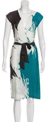 Max Mara Jersey Midi Dress