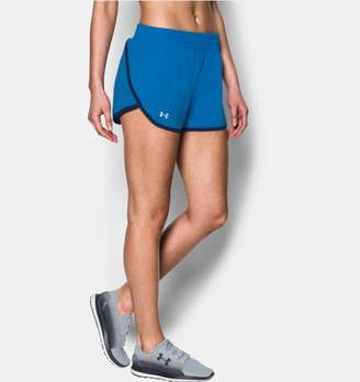 Under Armour Women's UA Launch Tulip Shorts