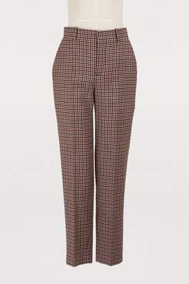 Balenciaga Prince de Galles pants