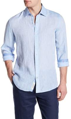 Ganesh Linen Long Sleeve Regular Fit Shirt