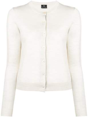 Paul Smith crew neck cardigan