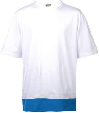 Marni contrast hem T-shirt