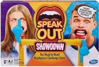 Hasbro Speak Out Showdown