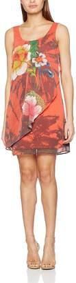 Desigual Women's Shayck Woven Sleeveless Dress