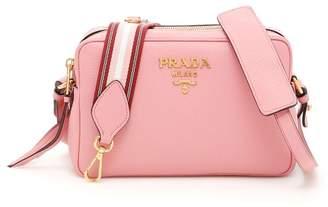 Prada Calfskin Crossbody Bag