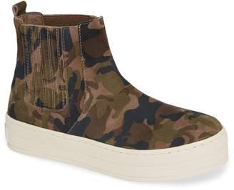 J/Slides Hypo High Top Sneaker