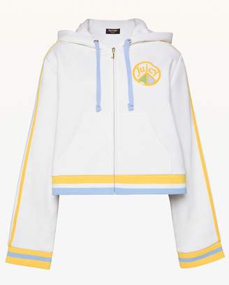 Juicy Couture Juicy Peace Fleece Hooded Jacket