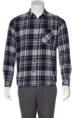 Norse Projects Anton Mélange Check Shirt
