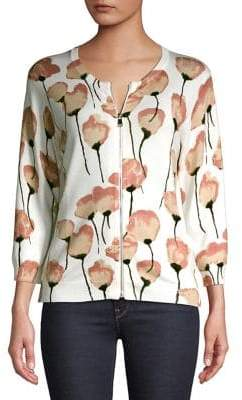 Context Floating Tulip Sweater