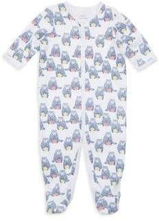 Roller Rabbit Baby's Stan Pajama Footie