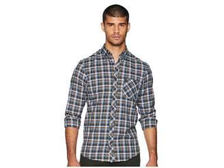 Ben Sherman Long Sleeve Multicolored Gingham Shirt Men's Long Sleeve Button Up