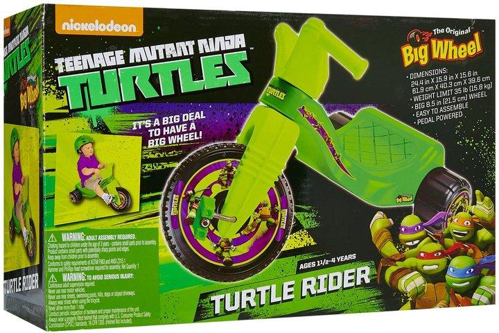 Nickelodeon Teenage Mutant Ninja Turtles Turtle Rider Big Wheel Ride On