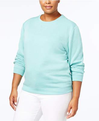 Karen Scott Plus Size Sweatshirt