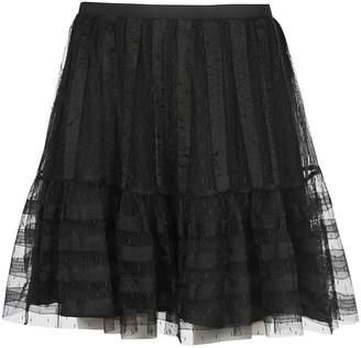 RED Valentino Tulle Mini Skirt