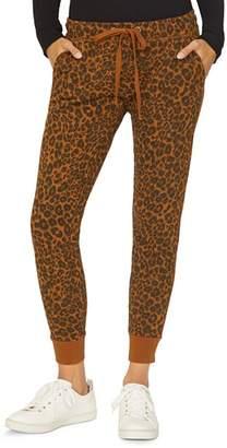 Sanctuary Peace Brigade Leopard Jogger Pants