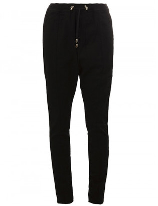 Balmain skinny fit trackpants $1,510 thestylecure.com