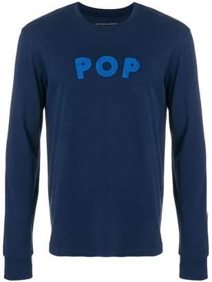 Pop Trading International logo sweatshirt