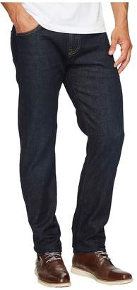7 For All Mankind The Straight w/ Squiggle Split Seam in Codec Men's Jeans