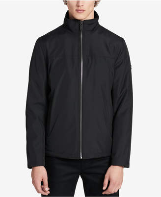 Calvin Klein Men's Lightweight Stand-Collar Jacket