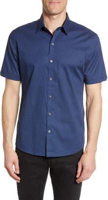 Zachary Prell Dockery Regular Fit Shirt