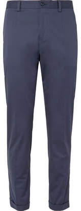 Dolce & Gabbana Slim-fit Stretch-cotton Trousers