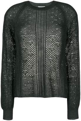 See by Chloe open knit jumper