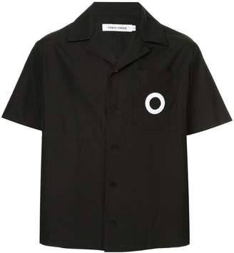 Craig Green circle patch shirt